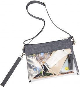 NFL Game Day Clutch Bag
