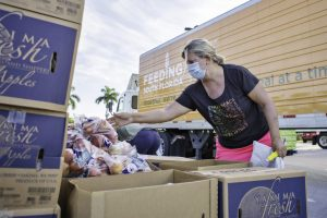 Food Distribution Still Needed for Families