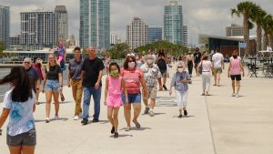 Fort Lauderdale One of the Worst Hit Cities by Corona Virus