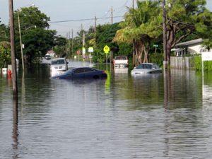 Fort Lauderdale Neighborhood Still Has Flooded Streets