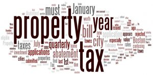 what is property tax abatement