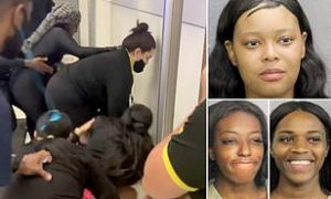 Three Women were Arrested after Fight with Spirit Airlines Staff