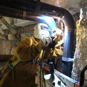 what is specialty welding