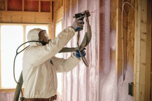 spray foam insulation benefits