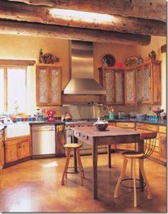 decorating southwest kitchen