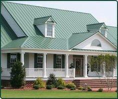 metal roof renovation